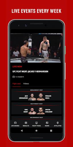 UFC screenshots 2