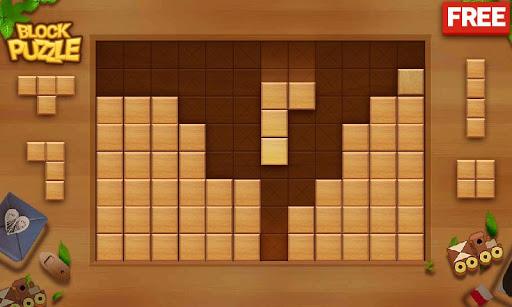 Wood Block Puzzle android2mod screenshots 22