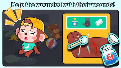 Baby Panda's Fire Safety  screenshots 3