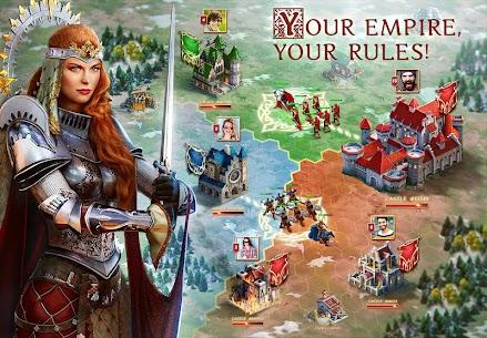 Throne  Kingdom at War Apk Download 4