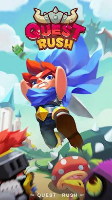Quest Rush!荒野での戦闘!のおすすめ画像1