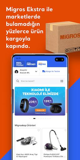 Migros Sanal Market Apkfinish screenshots 5