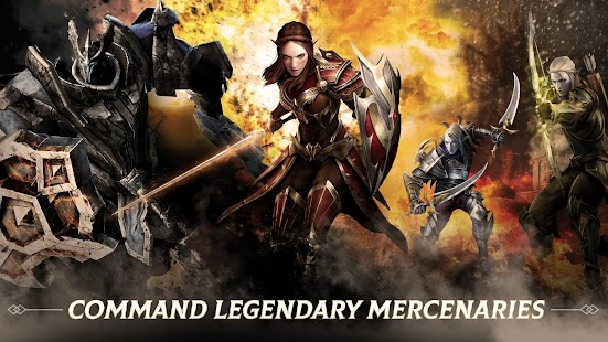 Lineage II: Dark Legacy Screenshot
