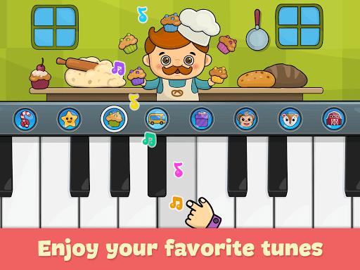 Kids piano  screenshots 6