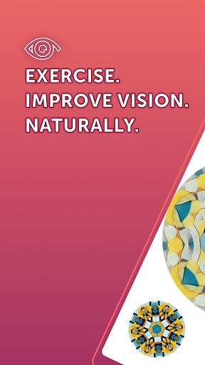 Eye Exercises & Eye Training Plans - Eye Care Plus  screenshots 1