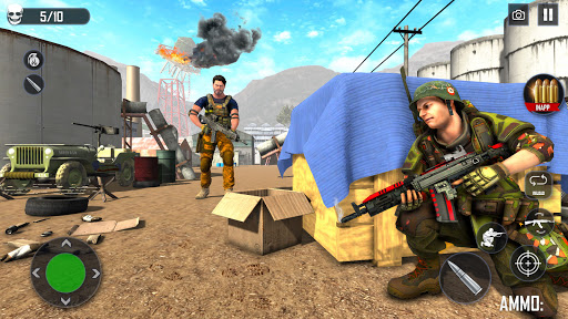New Counter Terrorist Gun Shooting Game  screenshots 4
