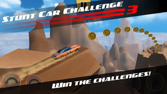 Stunt Car Challenge 3 3.33 Android Mod + APK + Data 2
