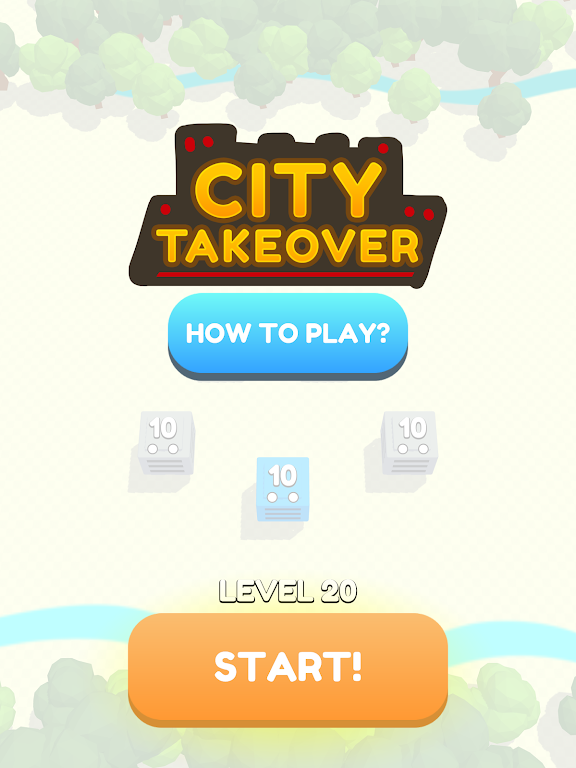 City Takeover  poster 16
