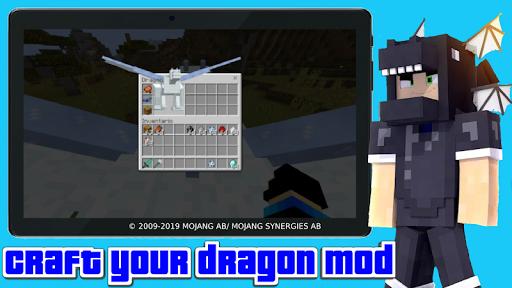 Craft your dragon mod  screenshots 1