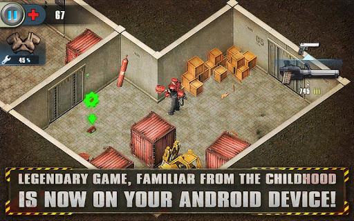 Alien Shooter Free - Isometric Alien Invasion 4.5.2 screenshots 1