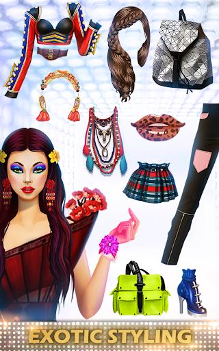 Dress Up Games Stylist: Fashion, Style Dress Up ud83dudc57  Screenshots 2