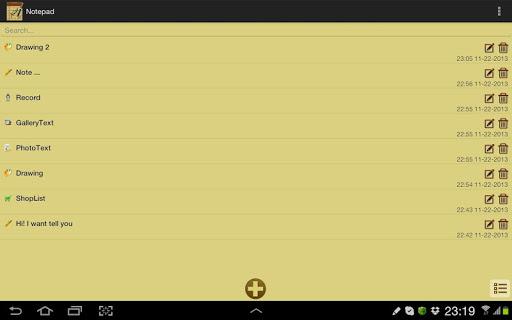 Notepad 2.4 Screenshots 7