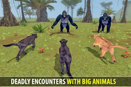 Panther Simulator: Wildlife Animal For Pc | How To Install (Windows 7, 8, 10 And Mac) 2