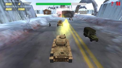 Car Racing Shooting Game apkmartins screenshots 1