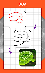 How to draw animals. Step by step drawing lessons 1.5.3 Screenshots 23