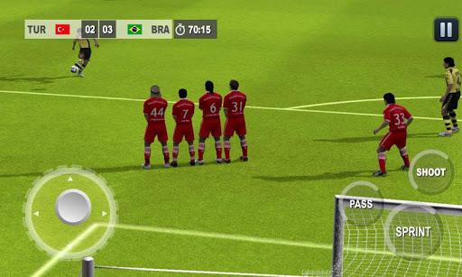 Real World Soccer League: Football WorldCup 2020 2.0.1 Screenshots 9