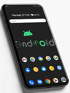Pixel HD - Icon Pack 2.1.8 (Patched)