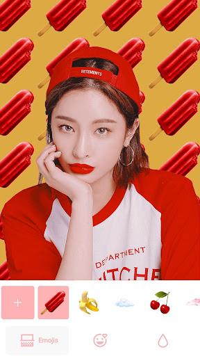 Emoji-Chan ud83cudf51 : Emoji Backgrounds Photo Editor 2.0 Screenshots 5