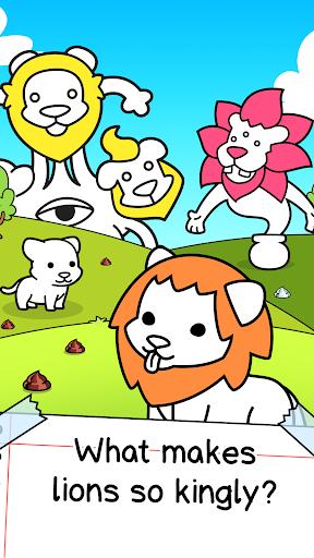 Lion Evolution - Mutant Jungle King Game 1.0.2 pic 1