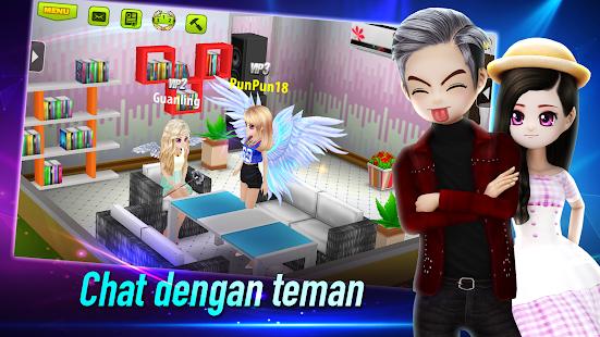 AVATAR MUSIK INDONESIA - Social Dancing Game 1.0.1 Screenshots 13