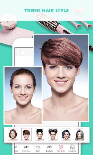 Pretty Makeup - Beauty Photo Editor Selfie Camera screenshots 4
