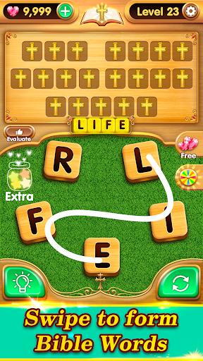 Bible Word Puzzle - Free Bible Word Games  screenshots 6