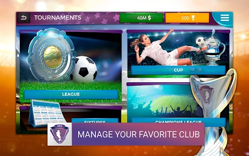 Women's Soccer Manager (WSM) – Football Management 8