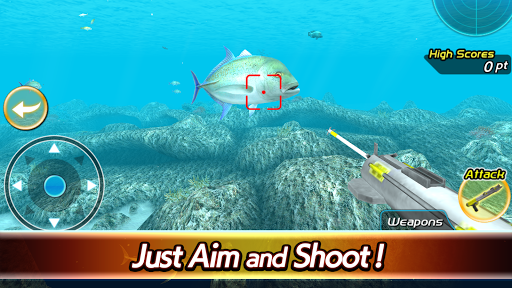 Survival Spearfishing  screenshots 14