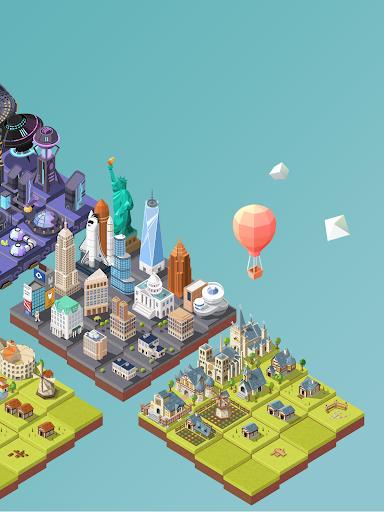 Age of 2048u2122: Civilization City Merge Games  screenshots 10