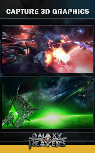 Galaxy Reavers - Starships RTS apkmr screenshots 10