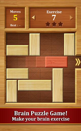Move the Block : Slide Puzzle  screenshots 7