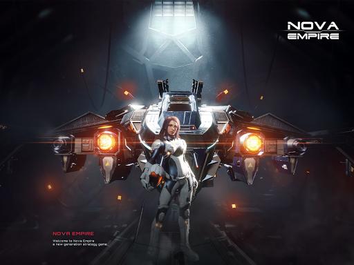 Nova Empire: Space Commander Battles in Galaxy War 2.1.8 Screenshots 5
