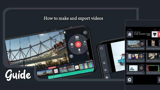 Tips Pro For Kine Master Video Editing 7.64 Screenshots 3