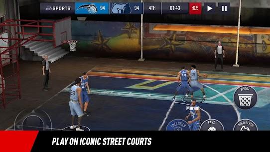 Download NBA LIVE Mobile Basketball  NBA basketball game Android Asia 5