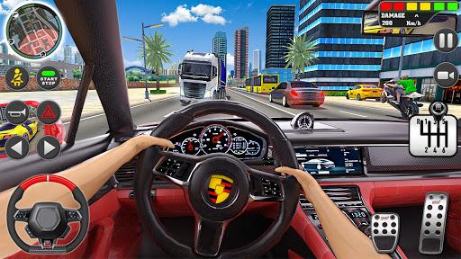 City Driving School Simulator: 3D Car Parking 2019 android2mod screenshots 2
