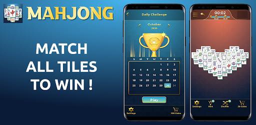 Mahjong Solitaire Games 1.24 screenshots 8