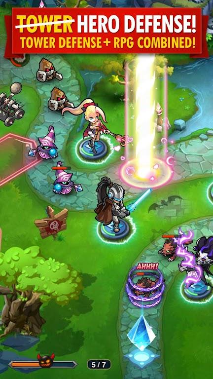 Magic Rush: Heroes  poster 13