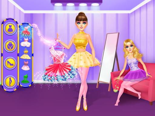 dancing ballerina ballet dress up fashion screenshot 3