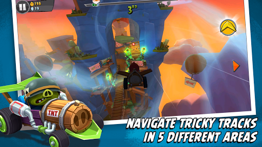 Angry Birds Go!  screenshots 8