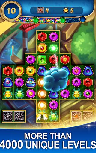 Lost Jewels - Match 3 Puzzle  screenshots 9