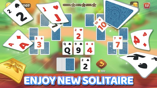Solitaire Tripeaks: Farm Life Apk Download, NEW 2021 6