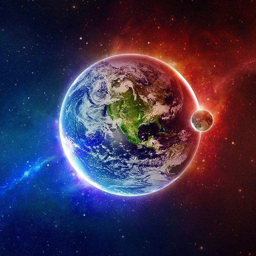 5d Earth Live Wallpaper אפליקציות ב Google Play