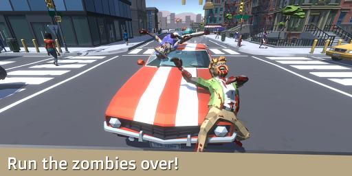 Sandbox City - Cars, Zombies, Ragdolls! apkslow screenshots 6