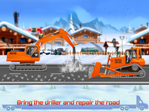 Kids Truck Games: Car Wash & Road Adventure 1.0.5 screenshots 6