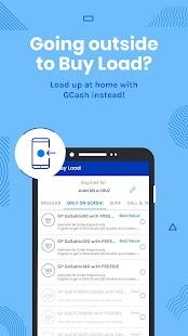 GCash - Buy Load, Pay Bills, Send Money Screenshot