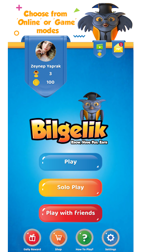 Bilgelik Online Word Game  screenshots 1