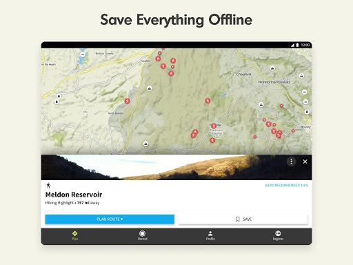 Komoot u2014 Cycling, Hiking & Mountain Biking Maps 10.21.15 Screenshots 11