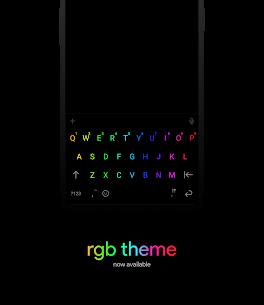Chrooma – Teclado RGB & camaleón 1