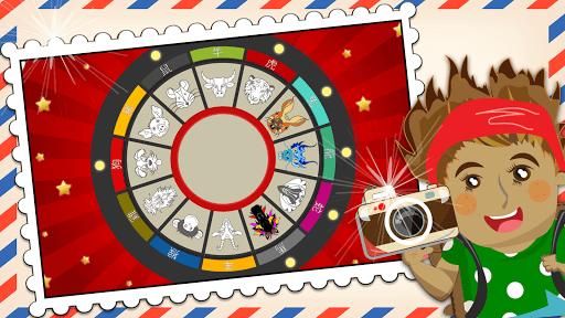 Little Traveller: Learning Games for Toddler Baby  screenshots 1