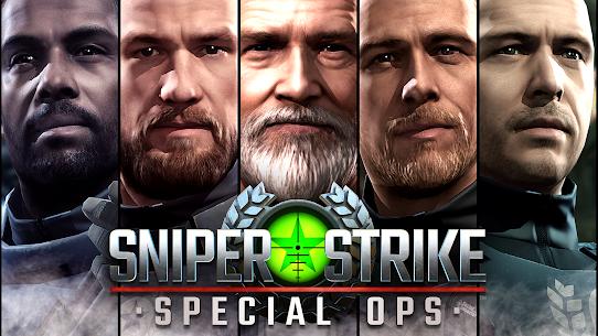 Sniper Strike – FPS 3D Shooting Game MOD APK (Unlimited Bullets ) 10